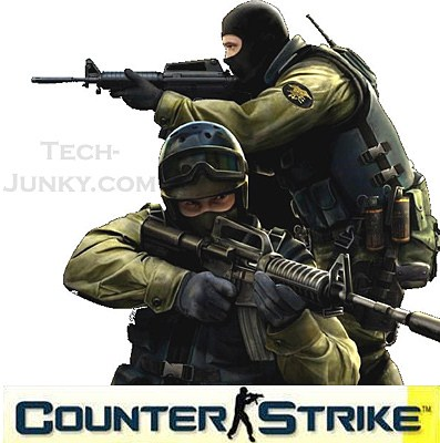 Counter Strike Logo Terrorists