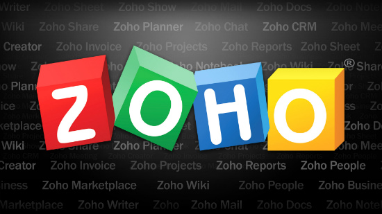 Zoho.com Logo