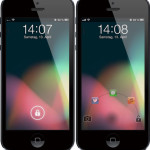 Jellylock - Jellybean lockscreen for iPhone